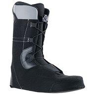 Robla Smooth Black/Grey vel. 46 EU/ 305 mm - Boty na snowboard