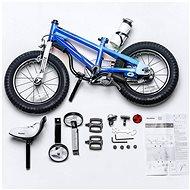 """RoyalBaby FREESTYLE 14"""" modrá - Dětské kolo"""