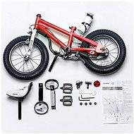 """RoyalBaby FREESTYLE 14"""" červená - Dětské kolo"""