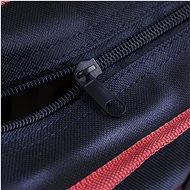 Spokey ACAPULCO Termo taška malá, růžovo-modro-žlutá, 39 x 15 x 37 cm - Termotaška