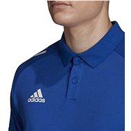 Adidas Condivo20 Polo modrá vel. L - Tričko