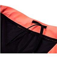 Klimatex Ferena, černá/oranžová, vel. XS - Legíny