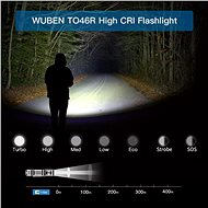 Wuben TO46R - Baterka