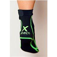 Xbeach černé 3XS - Neoprenové ponožky