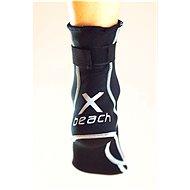 Xbeach 2.0 grey M - Neoprenové ponožky