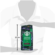 Starbucks® Espresso Roast, zrnková káva, 450 g - Káva