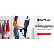 SteamOne S-Travel white - Napařovač oděvů
