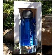 LifeStraw GO2 Stage 0,65 l blue - Filtrační láhev