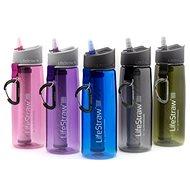 LifeStraw GO2 Stage 0,65 l grey - Filtrační láhev
