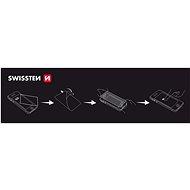 Swissten Case Friendly pro iPhone 7 Plus/8 Plus bílé - Ochranné sklo
