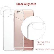 Swissten Clear Jelly pro Apple iPhone 7 /8 /SE 2020 - Kryt na mobil