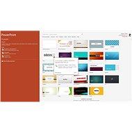 Microsoft Office Standard 2019 SNGL OLP EDU (elektronická licence) - Kancelářský software