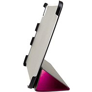 Tactical Book Tri Fold Pouzdro pro Samsung T500/T505 Galaxy Tab A7 10.4 Pink - Pouzdro na tablet