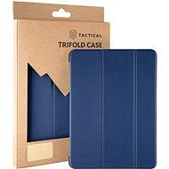 Tactical Book Tri Fold Pouzdro pro Samsung T290/T295 Galaxy TAB A 8 Blue - Pouzdro na tablet