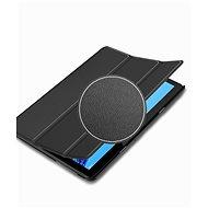 Tactical Book Tri Fold Pouzdro pro Samsung T290/T295 Galaxy TAB A 8 Black - Pouzdro na tablet