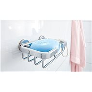 tesa Aluxx 40208 - Držák na mýdlo
