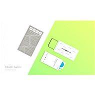 Tempered Glass Protector pro iPhone 7 / 8 / SE 2020 (Case Friendly) - Ochranné sklo