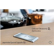 Tempered Glass Protector preiPhone 7 / iPhone 8/ iPhone SE 2020 - 3D GLASS,bílé - Ochranné sklo