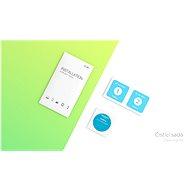 Tempered Glass Protector pro Garmin Venu Sq - 3D GLASS, černé - Ochranné sklo