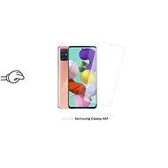 Tempered Glass Protector 0.3mm pro Samsung Galaxy A51 čiré - Ochranné sklo