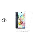 Tempered Glass Protector 0.3mm pro Samsung Galaxy A71 - Ochranné sklo
