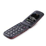 Panasonic KX-TU446EXR červená - Mobilní telefon