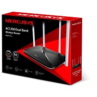 Mercusys AC12 - WiFi router