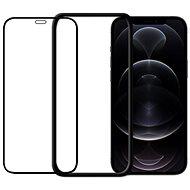 Odzu Glass Screen Protector Kit iPhone 12 Pro Max - Ochranné sklo