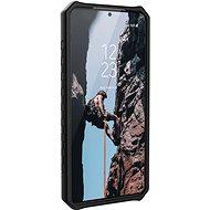 UAG Monarch Black Samsung Galaxy S21+ - Kryt na mobil