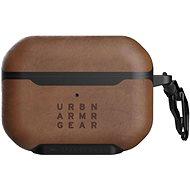 UAG Metropolis Case LTHR Brown Apple AirPods Pro - Pouzdro na sluchátka