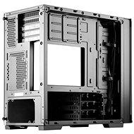 SilverStone Lucid LD01 Black - Počítačová skříň