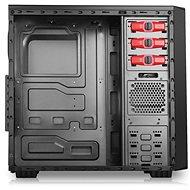EVOLVEO R05 černá - Počítačová skříň