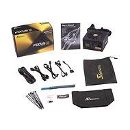 Seasonic Focus 650 Gold Semi-modular - Počítačový zdroj