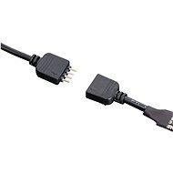 AKASA Vegas - bílý - LED pásek