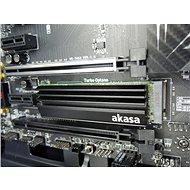 AKASA chladič M.2 SSD - Chladič pevného disku