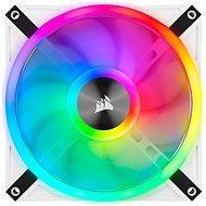 Corsair iCUE QL140 RGB 140mm White Dual Fan Kit - Ventilátor do PC