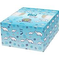 BEL Baby dětské vatové tyčinky 60 ks - Vatové tyčinky