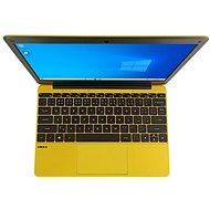 Umax VisionBook 12Wr Yellow - Notebook