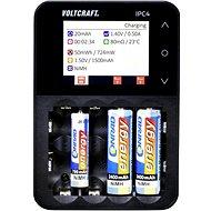 Voltcraft IPC-4 - Nabíječka baterií