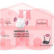 Zyxel WRE6505V2 - WiFi extender