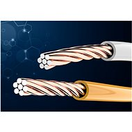 Vention CAT5e UTP Patch Cord Cable 30M Blue - Síťový kabel