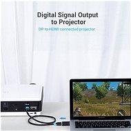 Vention DisplayPort (DP) to HDMI Adapter - Redukce