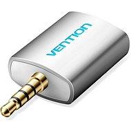 Vention 3.5mm Jack Male to 2x 3.5mm Female Audio Splitter Silvery - Rozbočovač