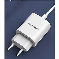 Vention USB-C Wall Charger 20W White - Nabíječka do sítě