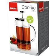 BANQUET Konvice na čaj a kávu CONNIE 1l A01255 - French press