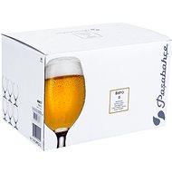 Vetro Plus Sklenice na pivo 6ks BISTRO 400ml A01209 - Sklenice na pivo