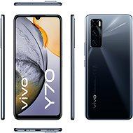 Vivo Y70 černá - Mobilní telefon