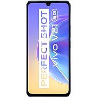 Vivo V21 5G modrá - Mobilní telefon