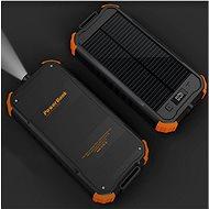 Viking Charlie II 12000mAh černá-oranžová - Powerbanka