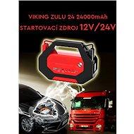 Viking Car Jump Starter ZULU 24 24000mAh - Startovací zdroj